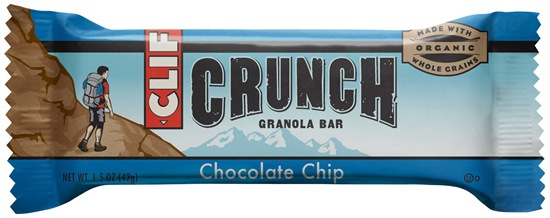 CRUNCH Chocolate Chip
